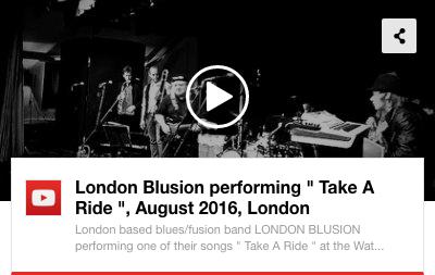 LondonBlusion-Waterhouse2016video